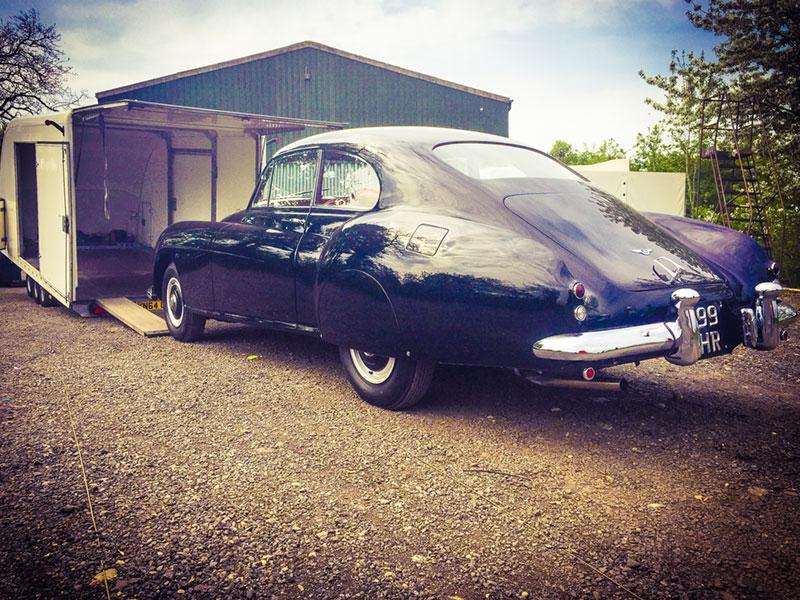 Classic and Prestige Car Transport