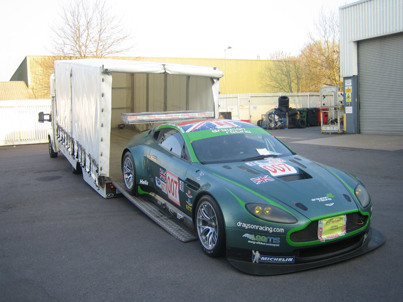Race car transporters pictures to pin on pinterest