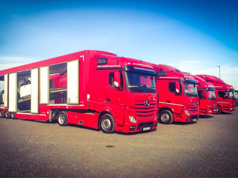specialist car transport, export car transport