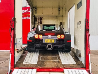 Specialists In Covered Car Transport