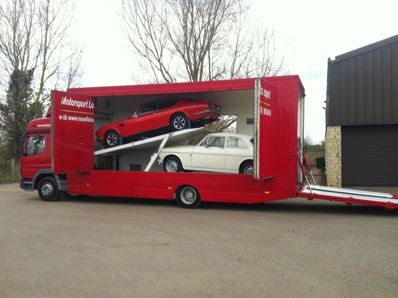 Multiple Classic Car Moves