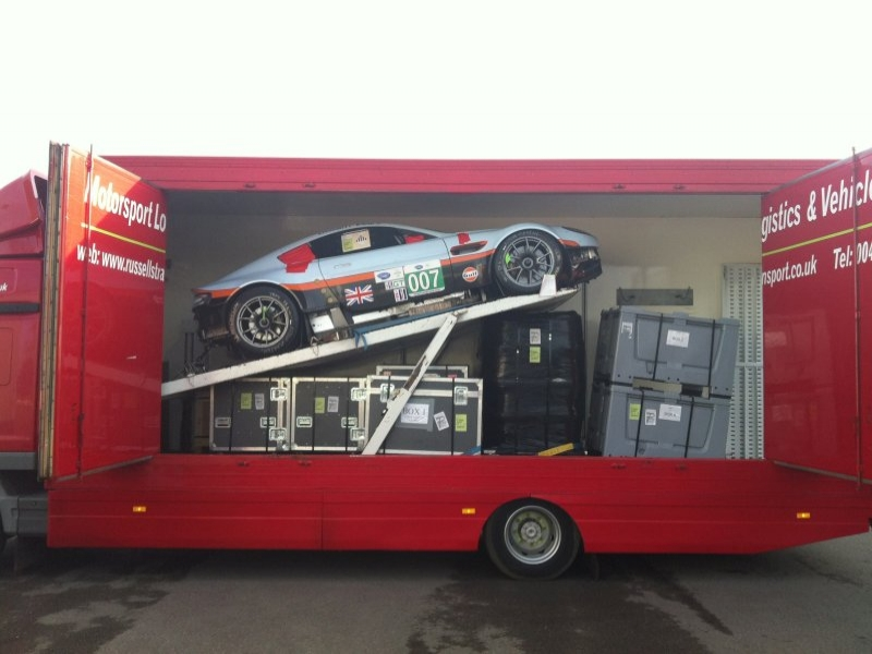 Motorsport Transport Race Car Transport Motorsport Logistics