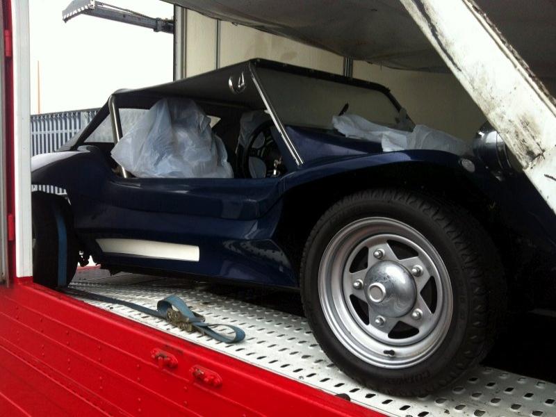 Classic Car Storage Southampton