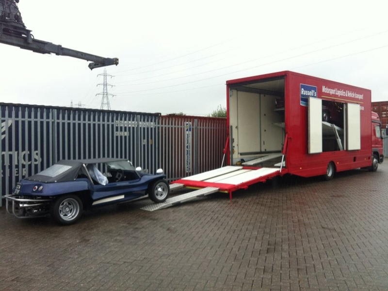 Classic Car Transport Classic Cars Shipped To Singapore